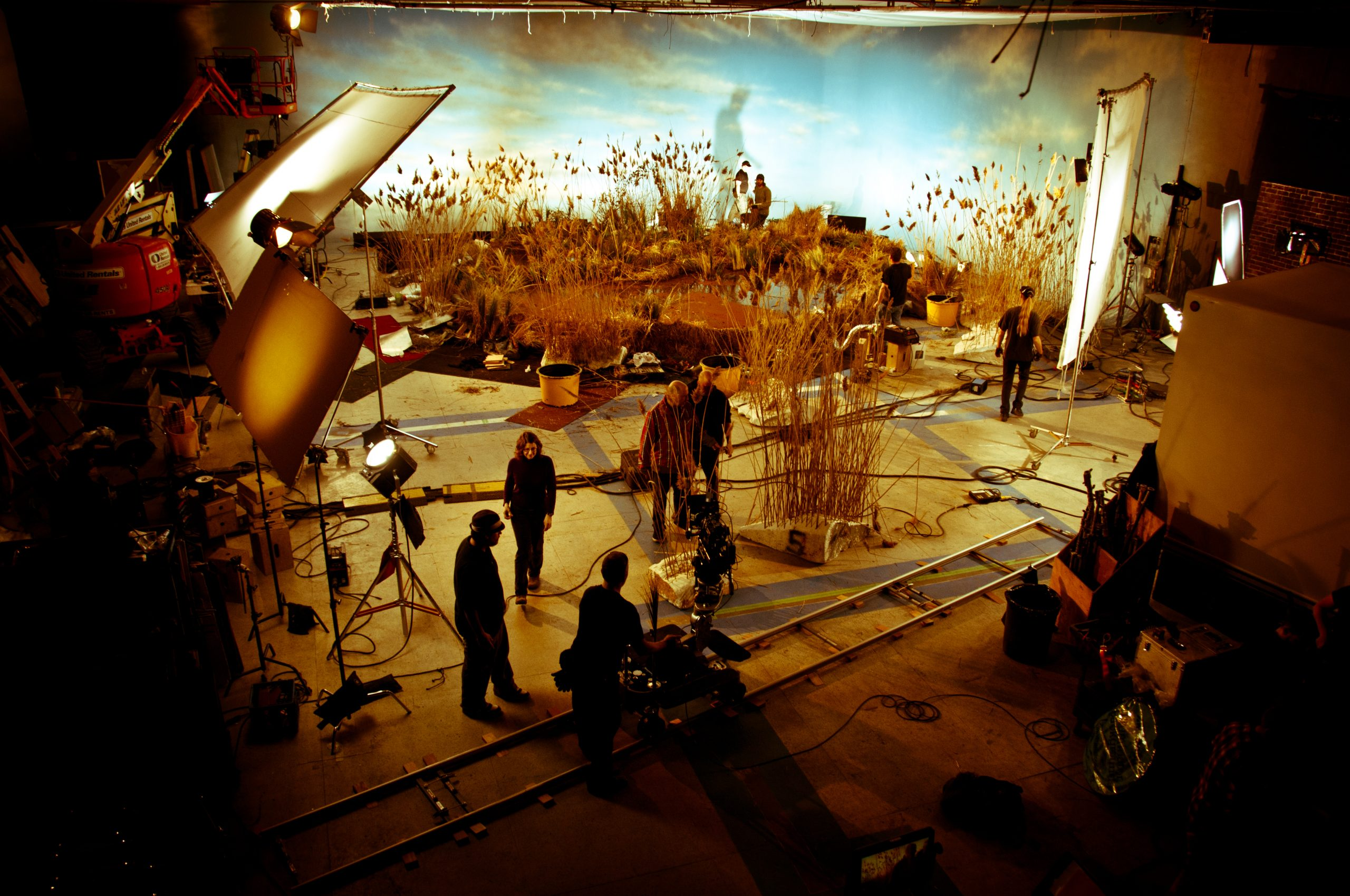 Su Rynard Directing MayDay/Air Crash Investigation